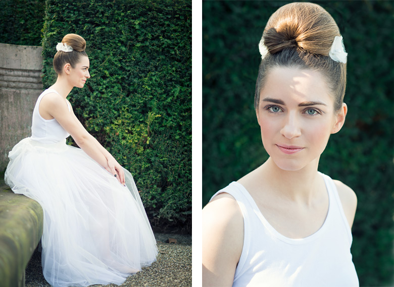 Fashionfotografie hairDIVINE Brautfrisuren