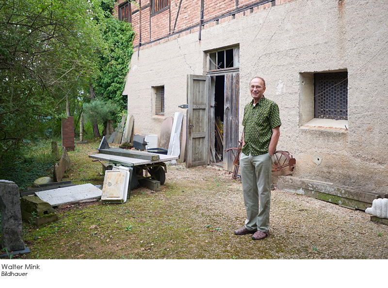 Walter Mink - Bildhauer