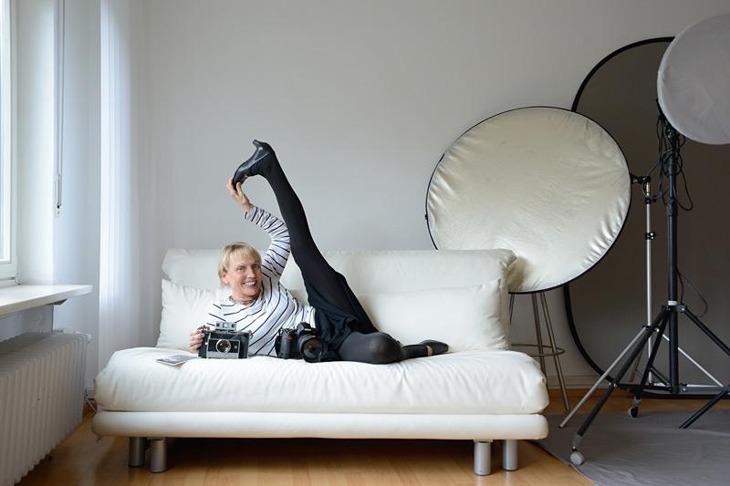Gudrun-Holde Ortner - Fotografin