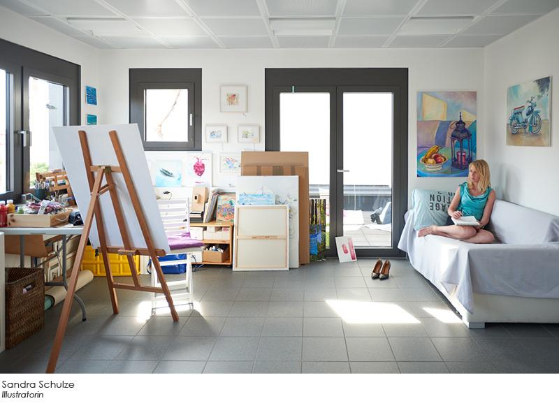 Sandra Schulze - Illustratorin