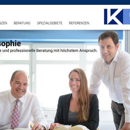 Firmenportrait Kanzlei Kurka Weinheim