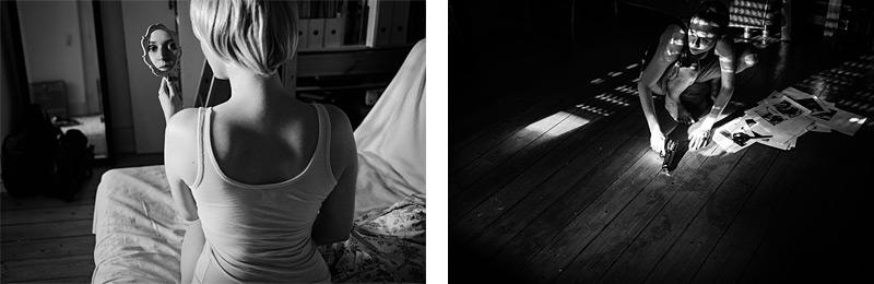 Selbstportrait-Serie: Untitled Film Stills