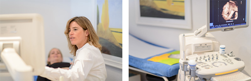 Fotoshooting Praxisfotos: Frauenarztpraxis Dr. Wessendorf in Mannheim
