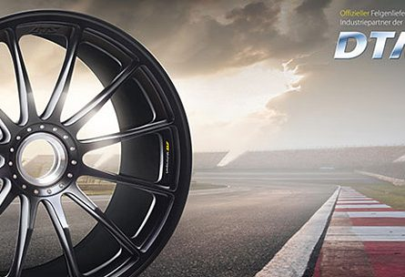 Studiofotografie ATS Motorsportfelge
