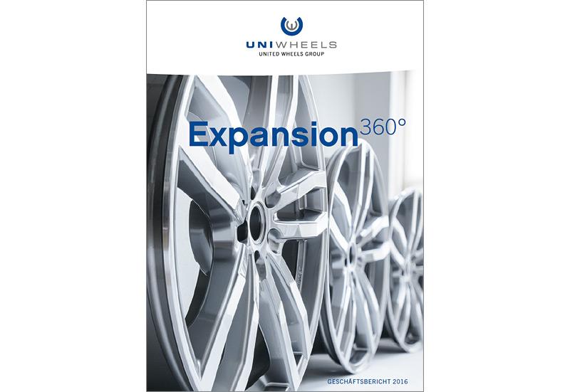 Uniwheels Geschäftsbericht 2016