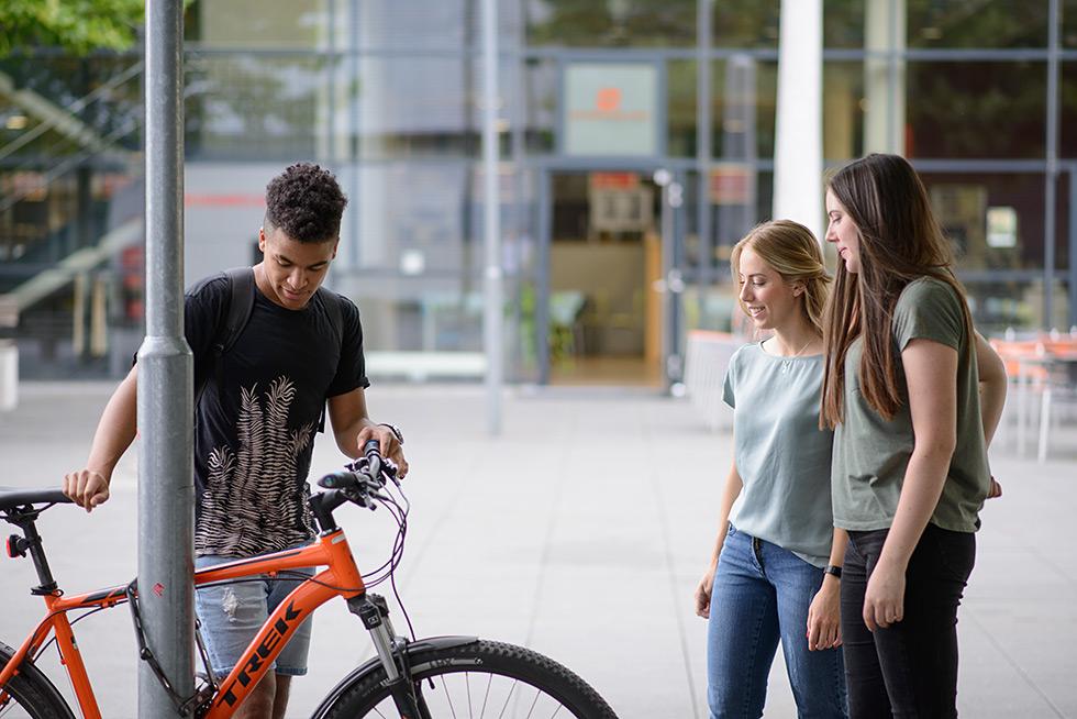 DHBW Mannheim Campus