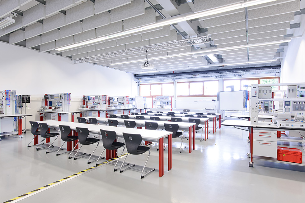 DHBW Mannheim Labore