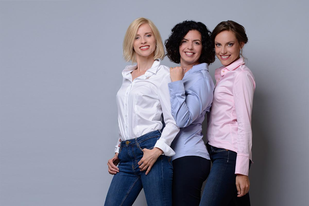 die freifrau premiummarke blusen