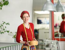 Hut Konrad: Isabel Jakel - Modistin
